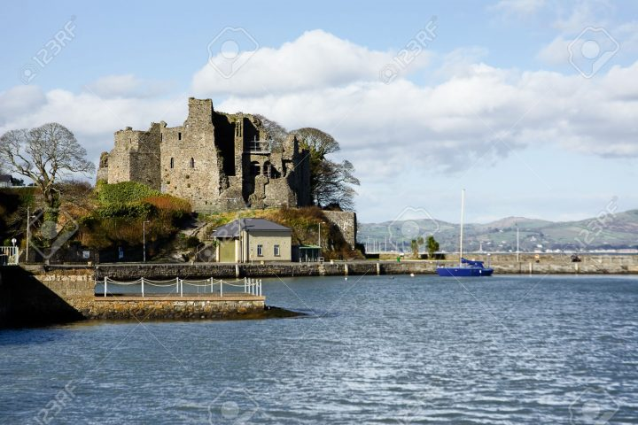 King John's Castle in  Carlingford