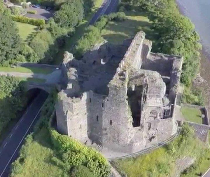 Kings John Castle