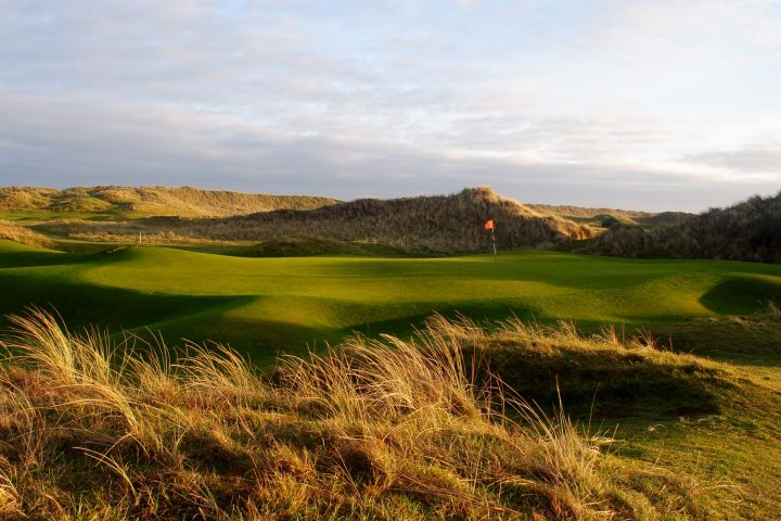 county-louth-golf-course-baltray-14th-green