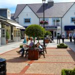 shopping at kildare outlet village