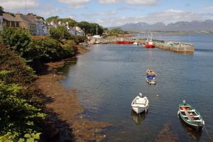 Roundstone Harbour Connemara